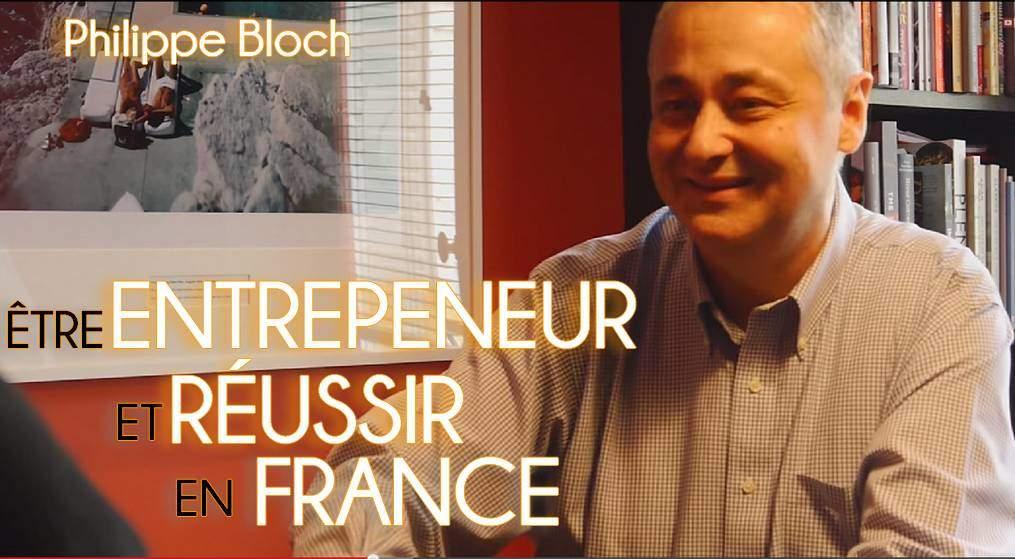 Être entrepreneur et réussir en France
