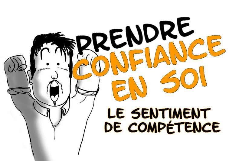 Prendre confiance en soi par le sentiment de compétence