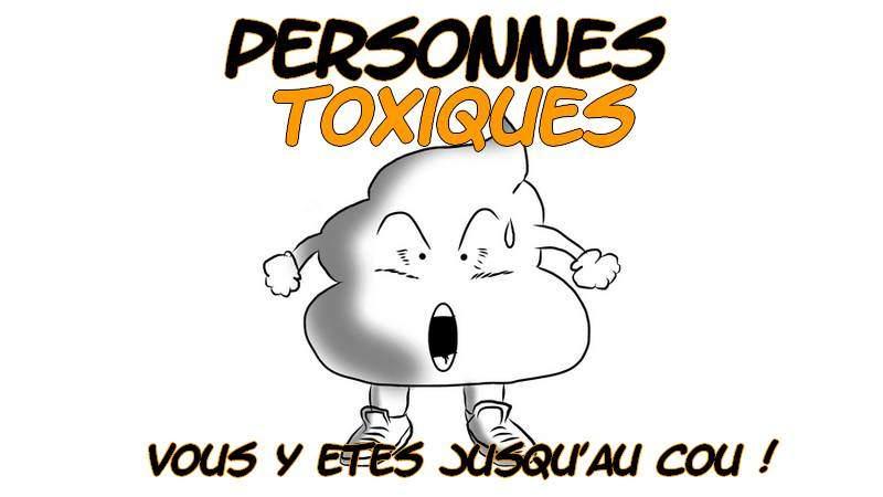 Personnes toxiques au travail : 5 signes que vous y êtes jusqu'au cou