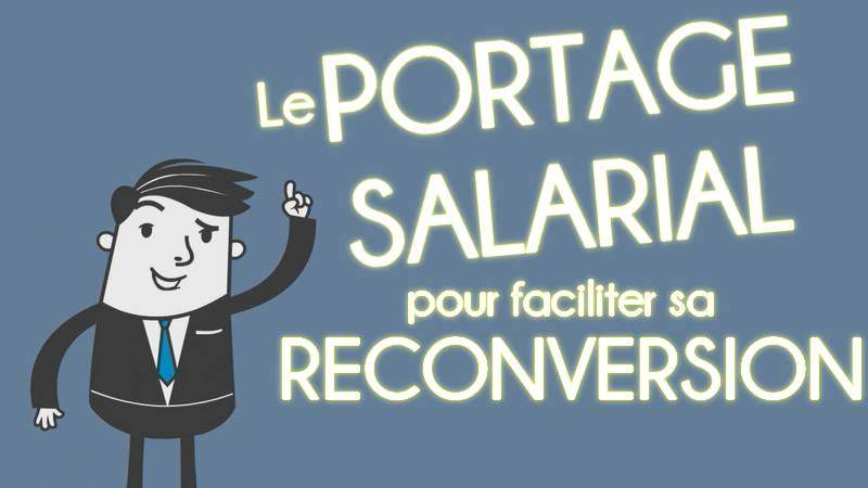 5 raisons de choisir le portage salarial pour sa reconversion professionnelle