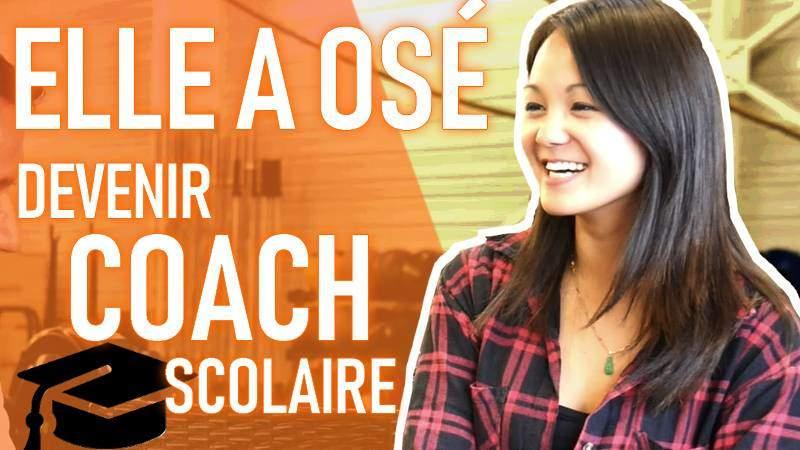 Elle a osé… lâcher son statut de cadre pour devenir coach scolaire