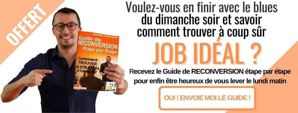 Trouver sa voie, trouver le job idéal, formation trouver sa voie, formation job idéal, formation reconversion